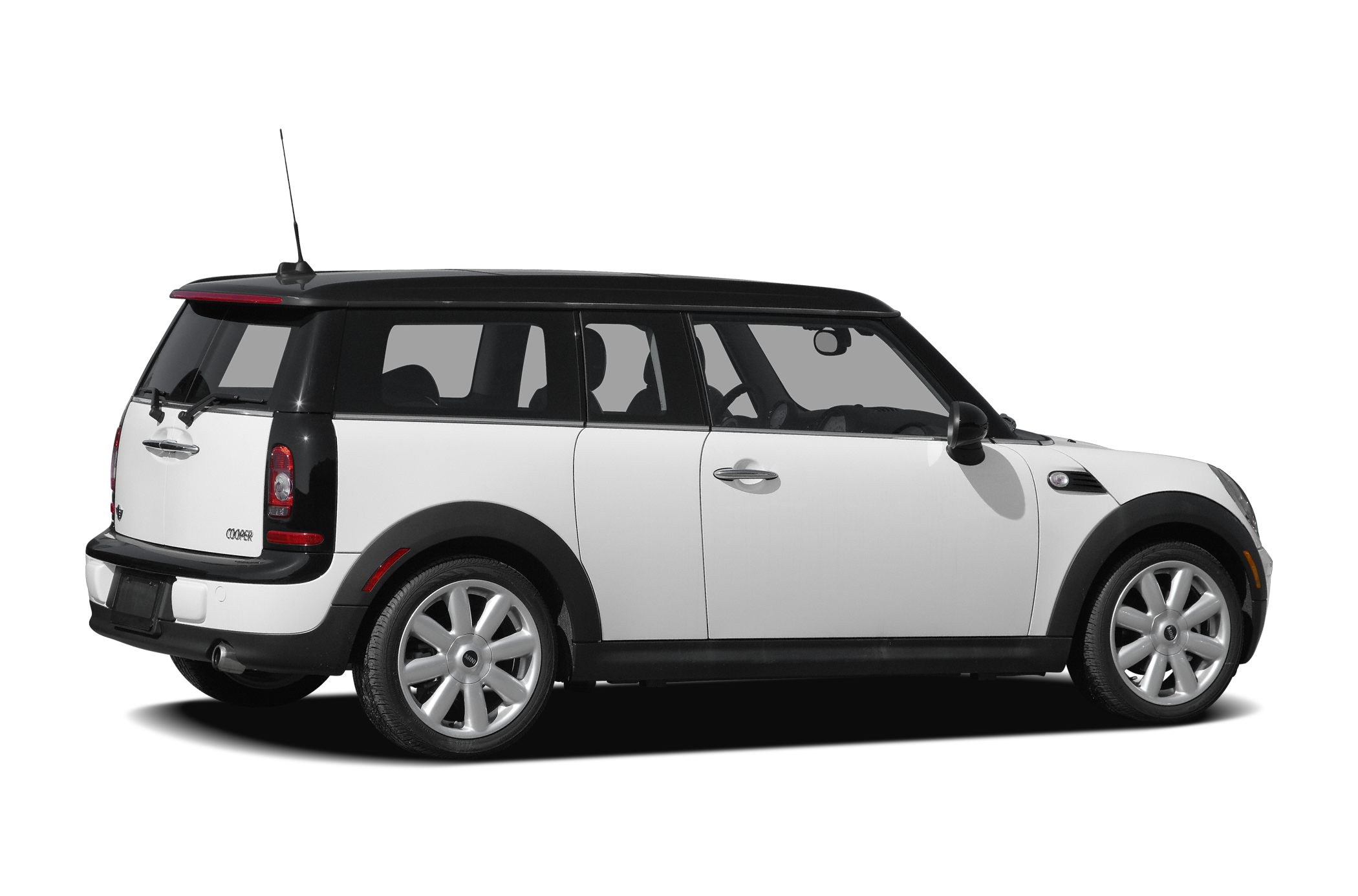 2009 MINI Cooper Clubman Vehicle Options ABS Brakes Interval Wipers Side Head Curtain Airbag Air c