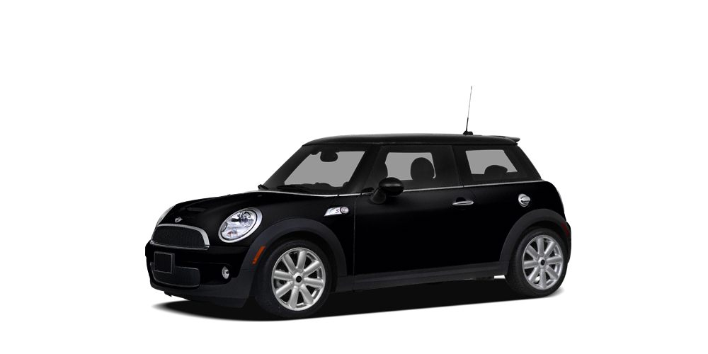 2009 MINI Cooper S Miles 100979Color Midnight Black Metallic Stock 7160776A VIN WMWMF73519TT