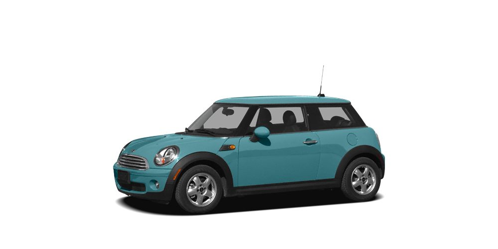2009 MINI Cooper Base UNIQUE European Style Coupe 6-SPEED MANUAL 60k Miles One Owner Clean Car