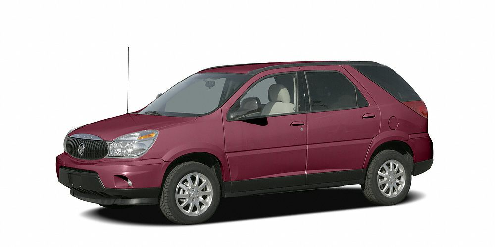 2006 Buick Rendezvous  Snag a bargain on this 2006 Buick Rendezvous 4DR FWD while we have it Comf