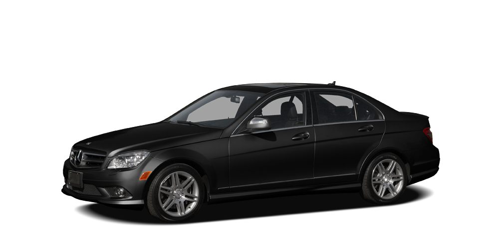 2008 MERCEDES C-Class C350 Sport No Haggle Price Low miles Mercedes C-Class with Woodgrain Inte