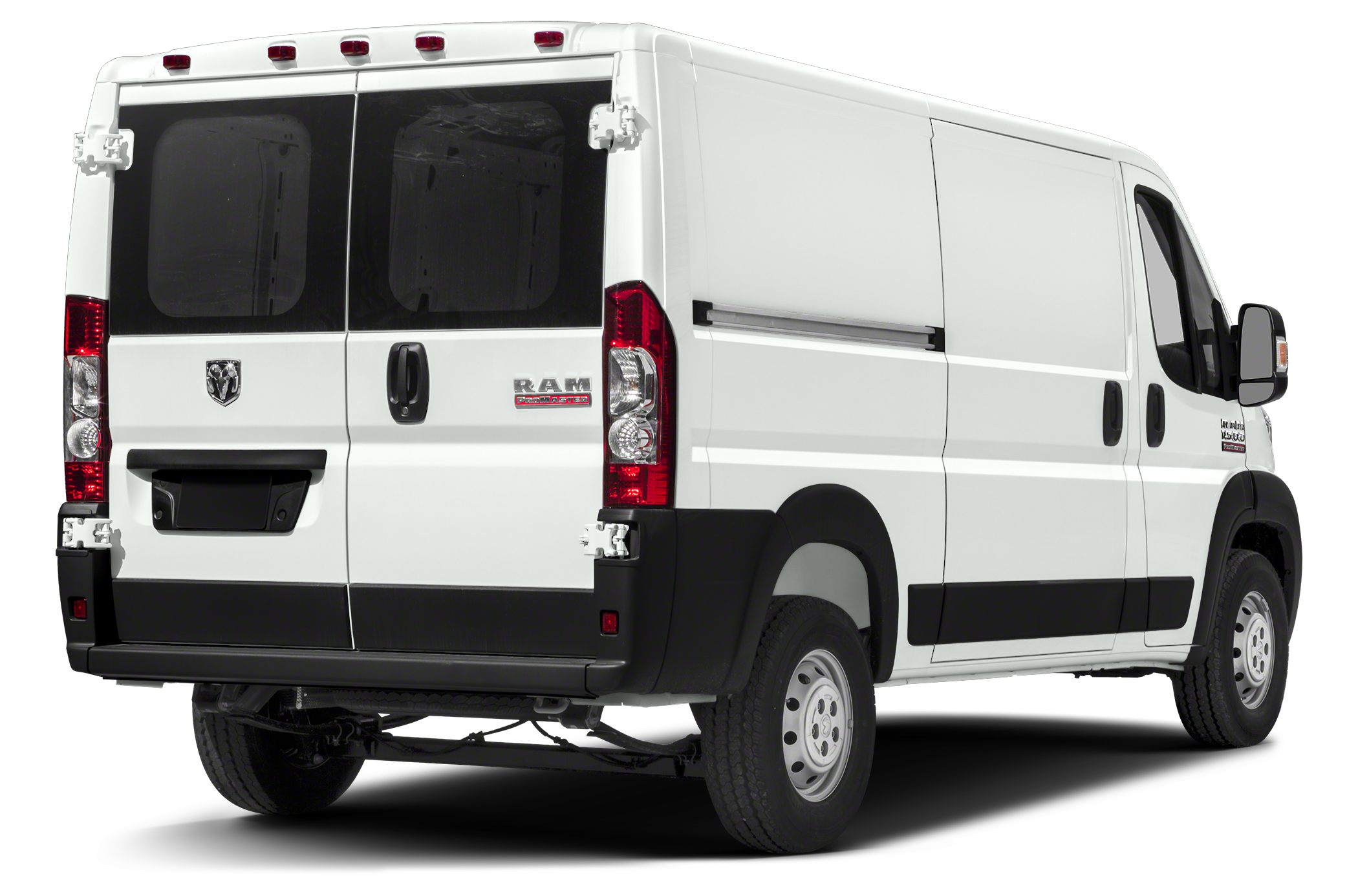 2017 RAM ProMaster 1500 136 WB Cargo CARFAX One-Owner Clean CARFAX White 2017 Ram ProMaster 1500