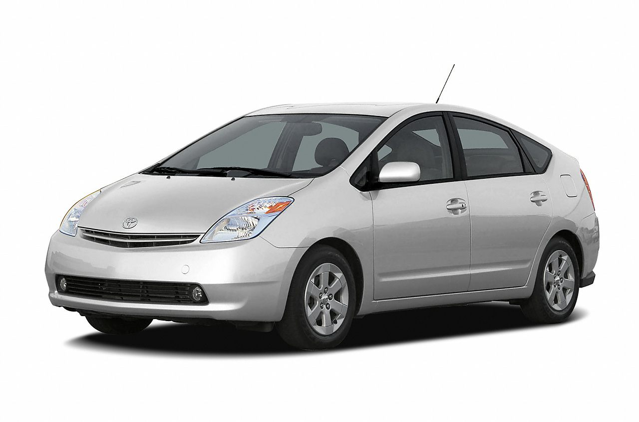 2005 Toyota Prius Base EPA 51 MPG Hwy60 MPG City Prius trim CD Player Keyless Start Alloy Whee