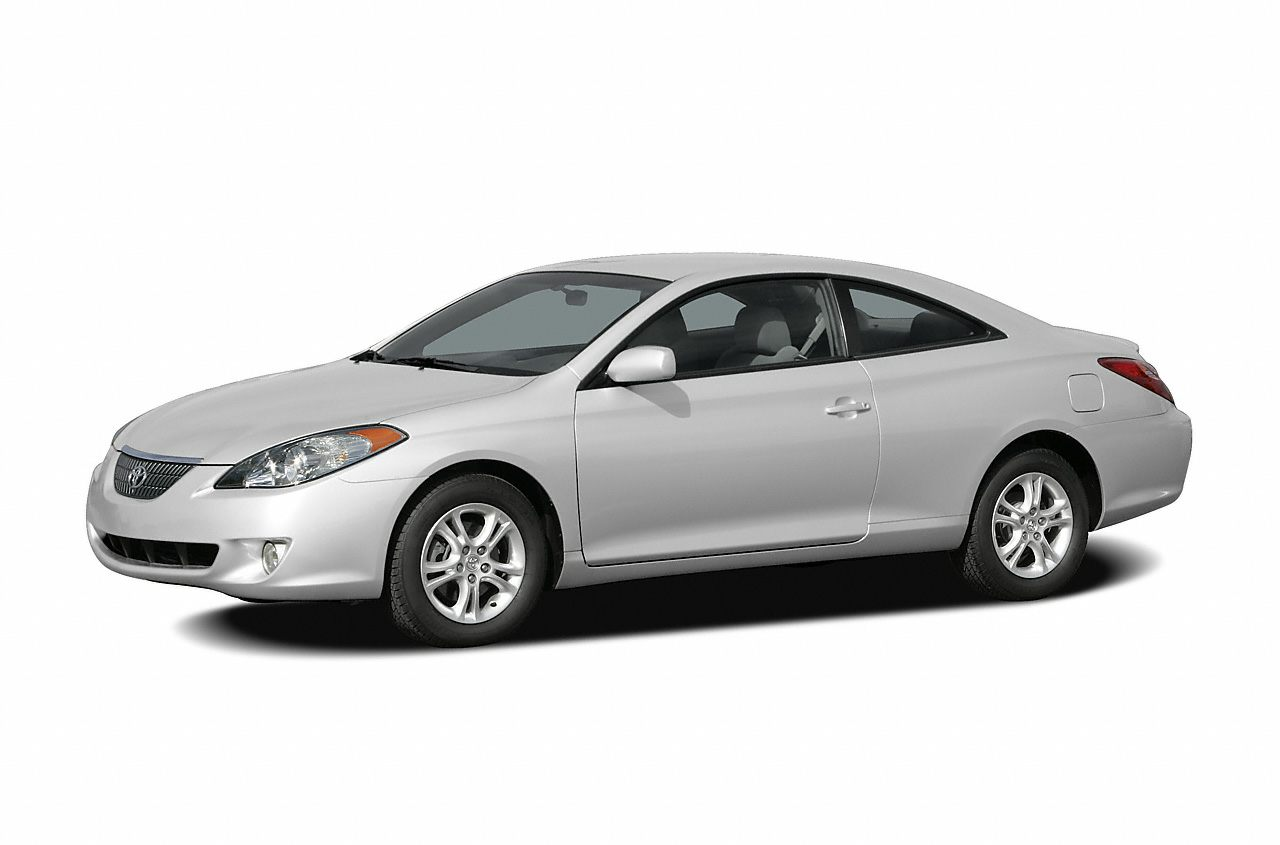 2005 Toyota Camry Solara  Miles 282907Color White Stock K17062A VIN 4T1CE38P15U990640