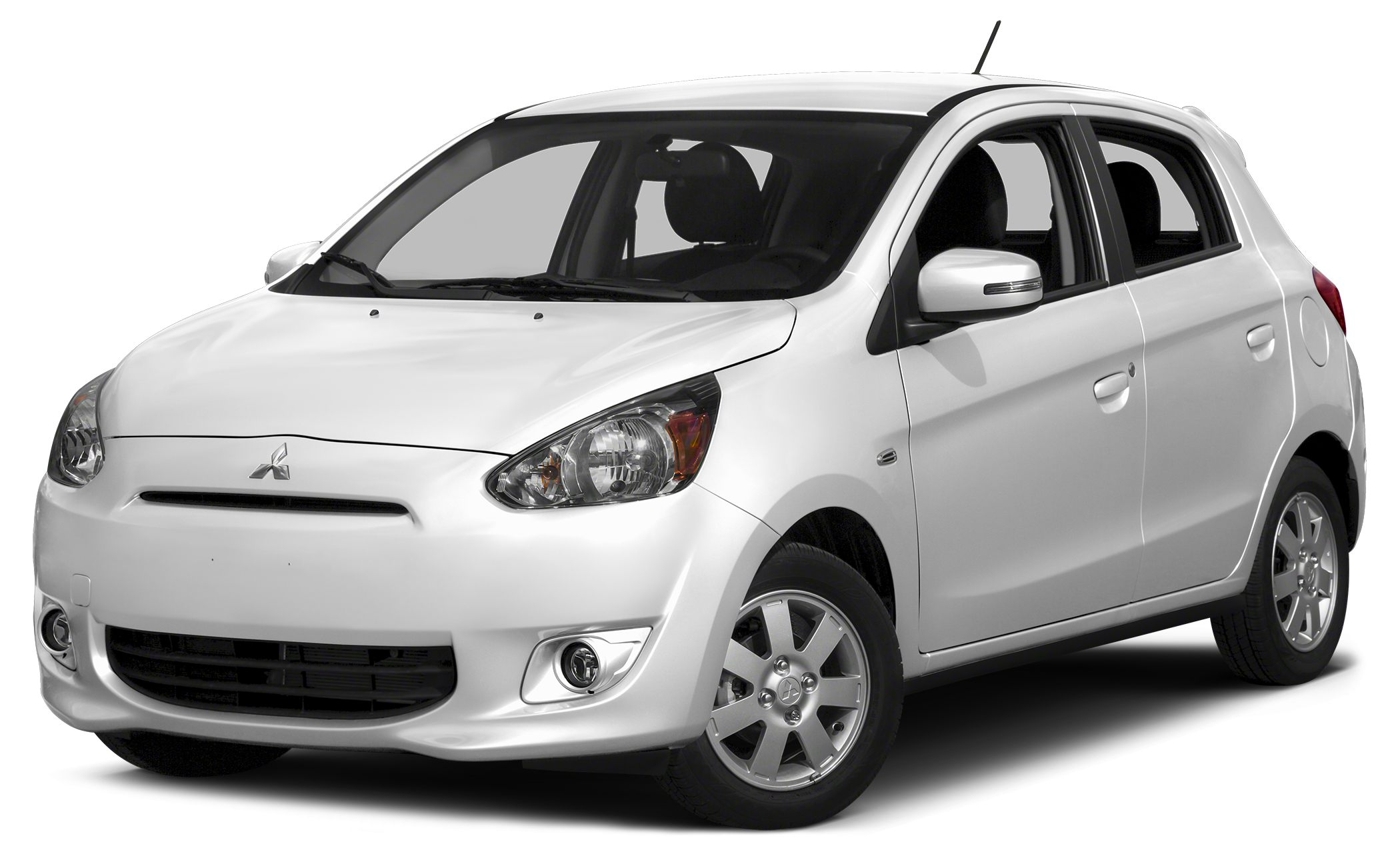 2015 Mitsubishi Mirage DE Check out this great low mileage vehicle This vehicle glistens in the c
