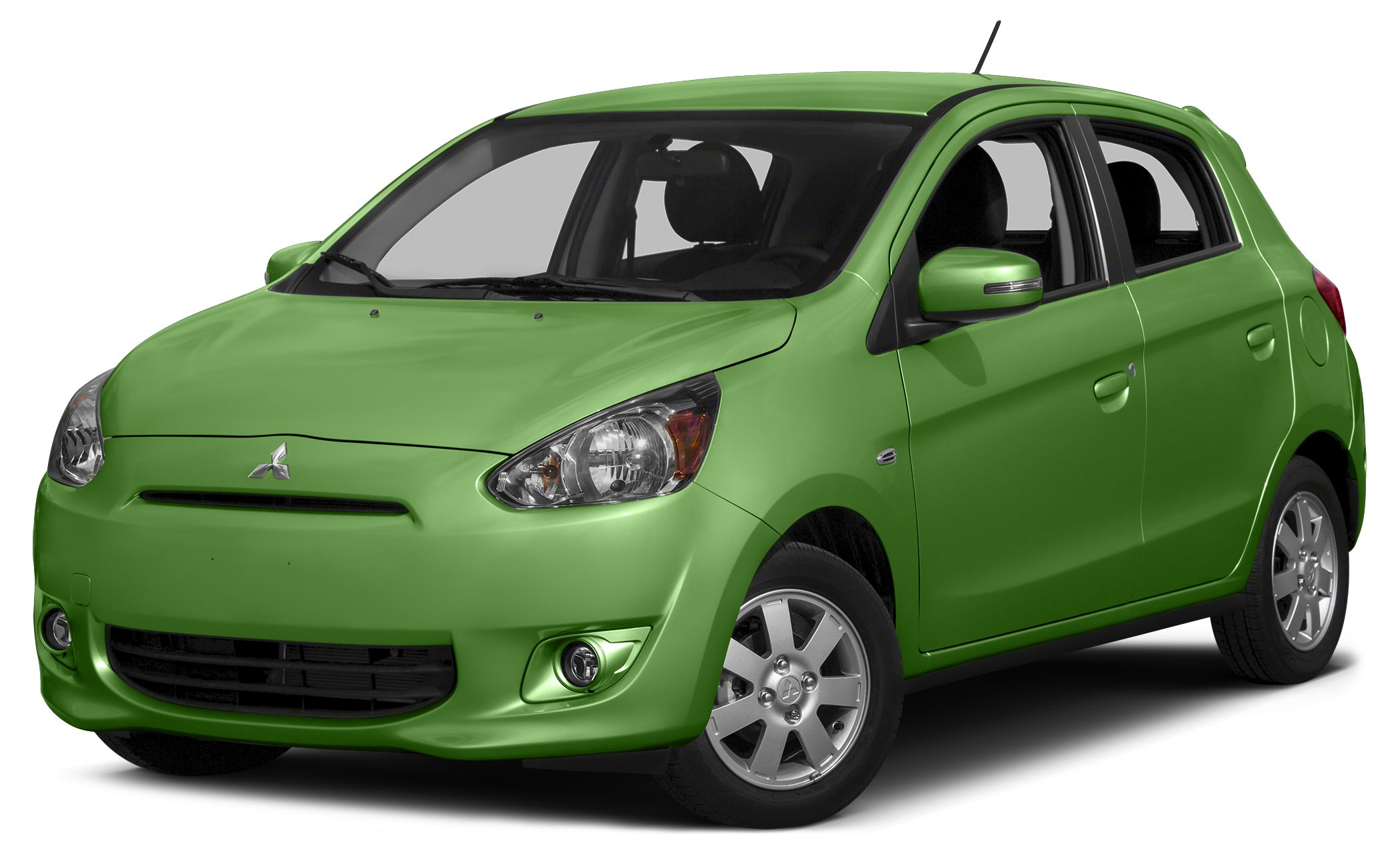 2015 Mitsubishi Mirage DE SUPER CLEAN ONE OWNER HATCHBACK MULLINAX CERTIFIED PRE-OWNED means yo