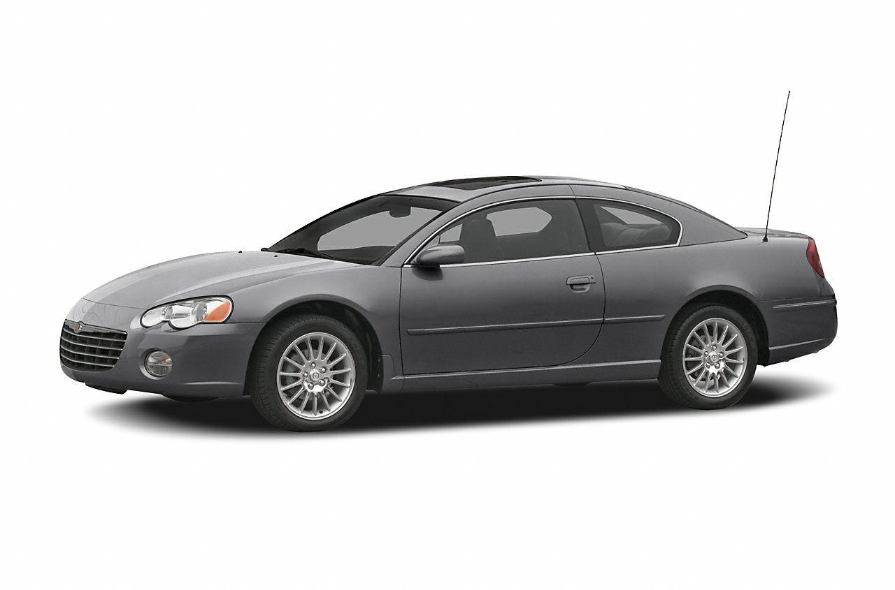 2004 Chrysler Sebring Limited Miles 205981Color Blue Stock P3983A VIN 4C3AG52HX4E139810