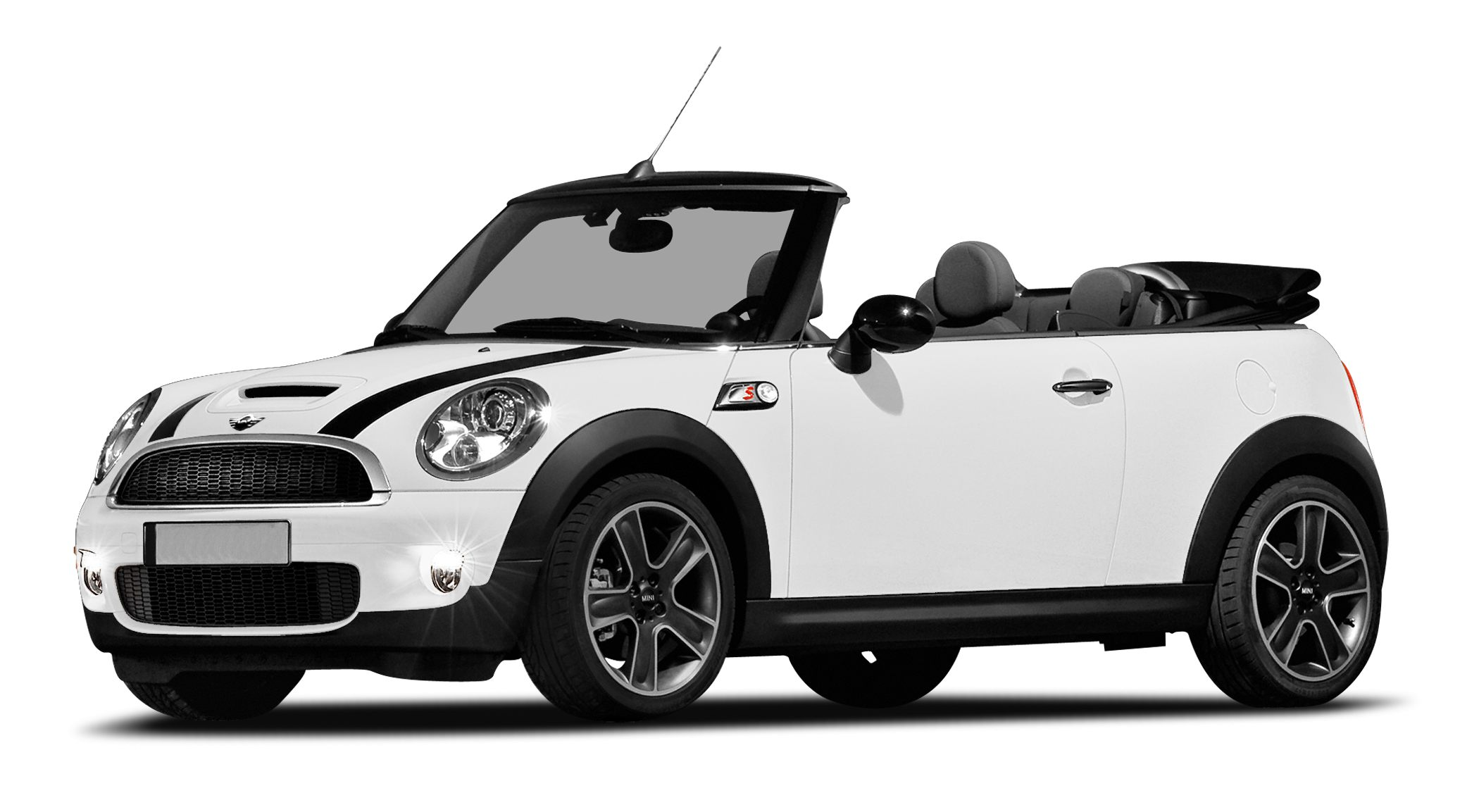 2010 MINI Cooper S Beautiful convertible with lots of power and tons of curb appeal Super fun to