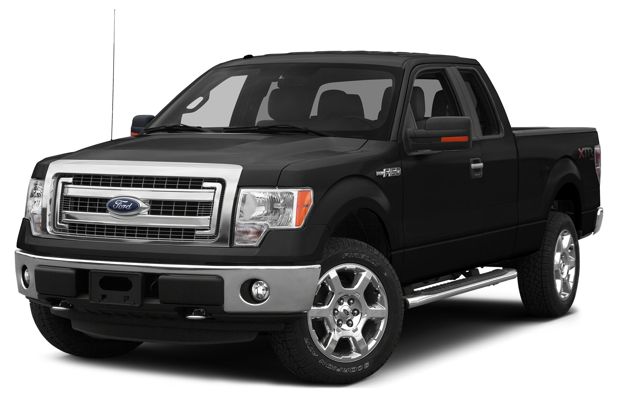2014 Ford F-150 Lariat LARIATAC AND HEATED LEATHER35L ECOBOOST NAVIGATION20 INCH MACH WHEELS