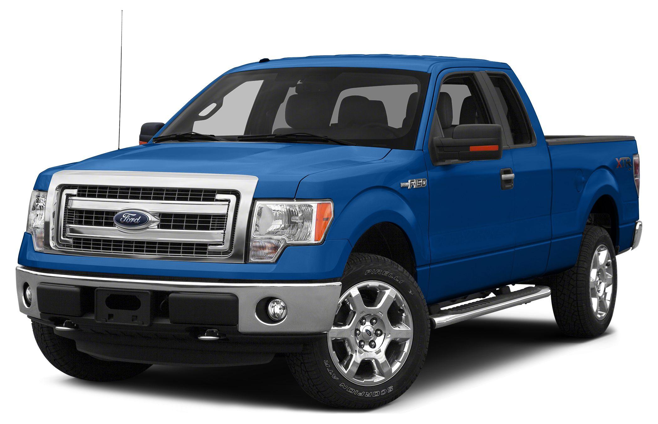 2014 Ford F-150 FX4 Ford Certified Spotless FX4 trim Satellite Radio 4x4 iPodMP3 Input CD Pl