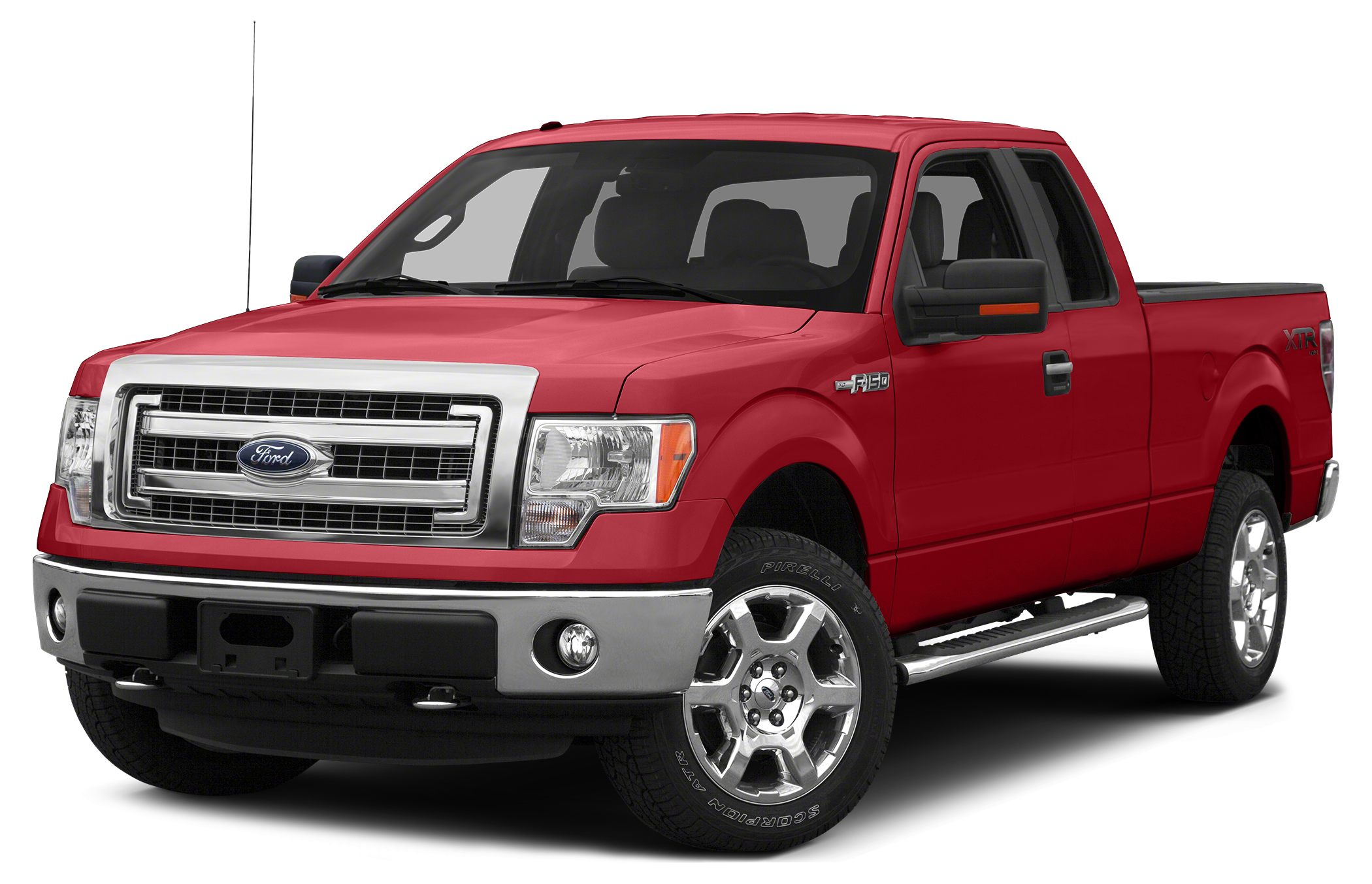 2014 Ford F-150 XLT This super F-150 is the smooth Truck youve been searching for Gas miser