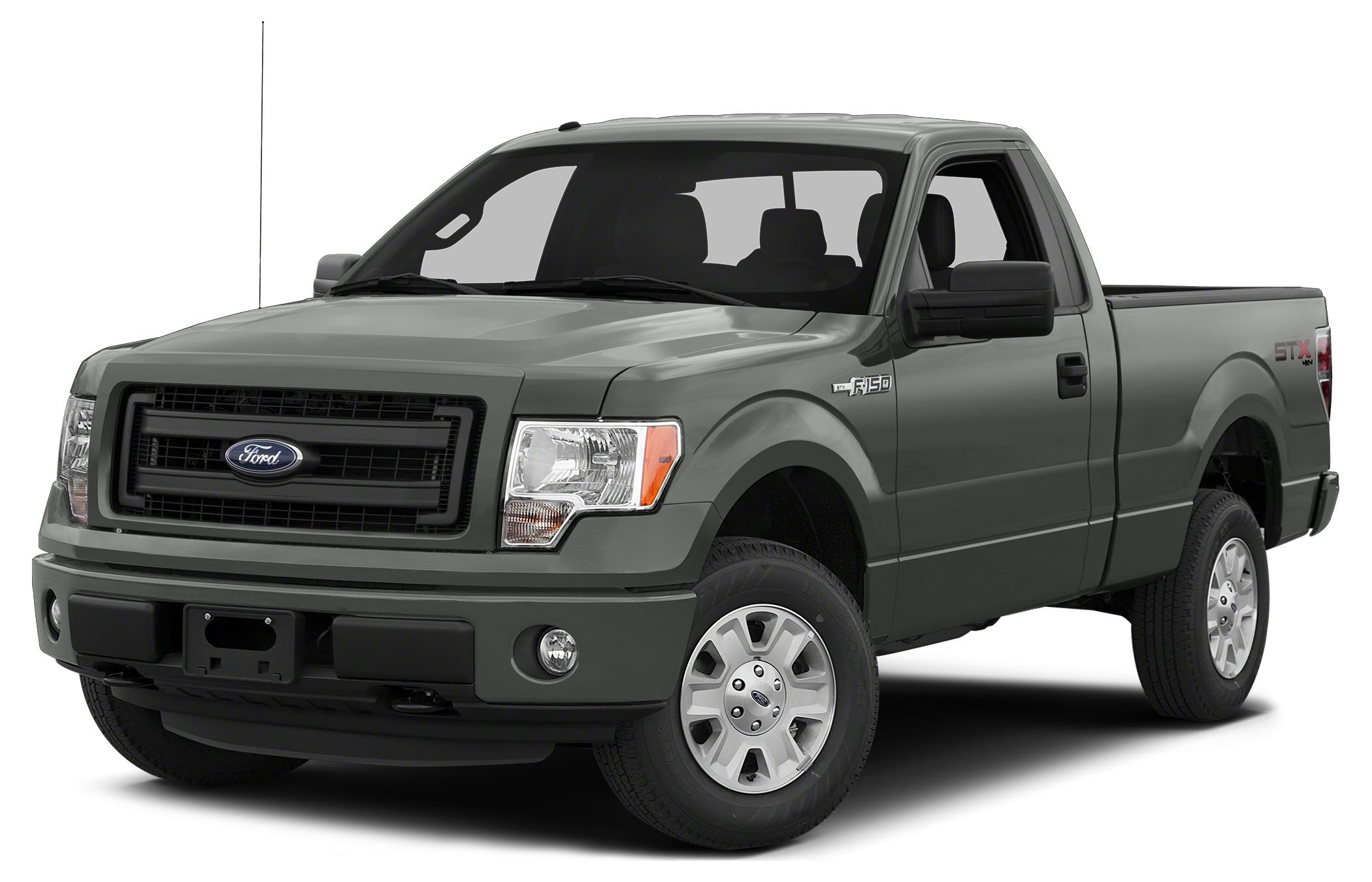2014 Ford F-150  Miles 14Color Sterling Gray Metallic Stock F306237 VIN 1FTMF1ET0EFB61820