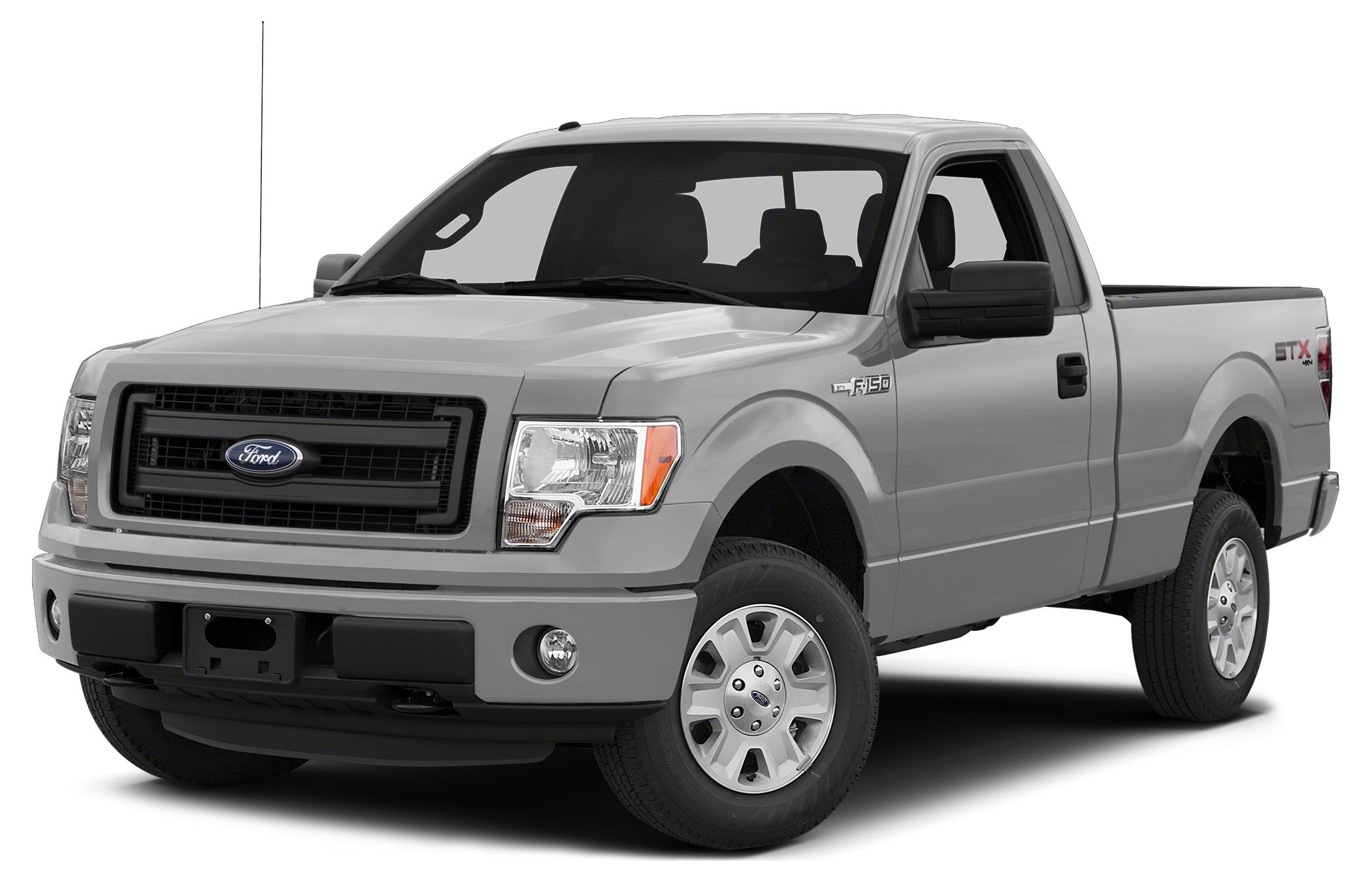 2014 Ford F-150  Miles 11Color Silver Stock 13854F VIN 1FTMF1ET0EFB23908