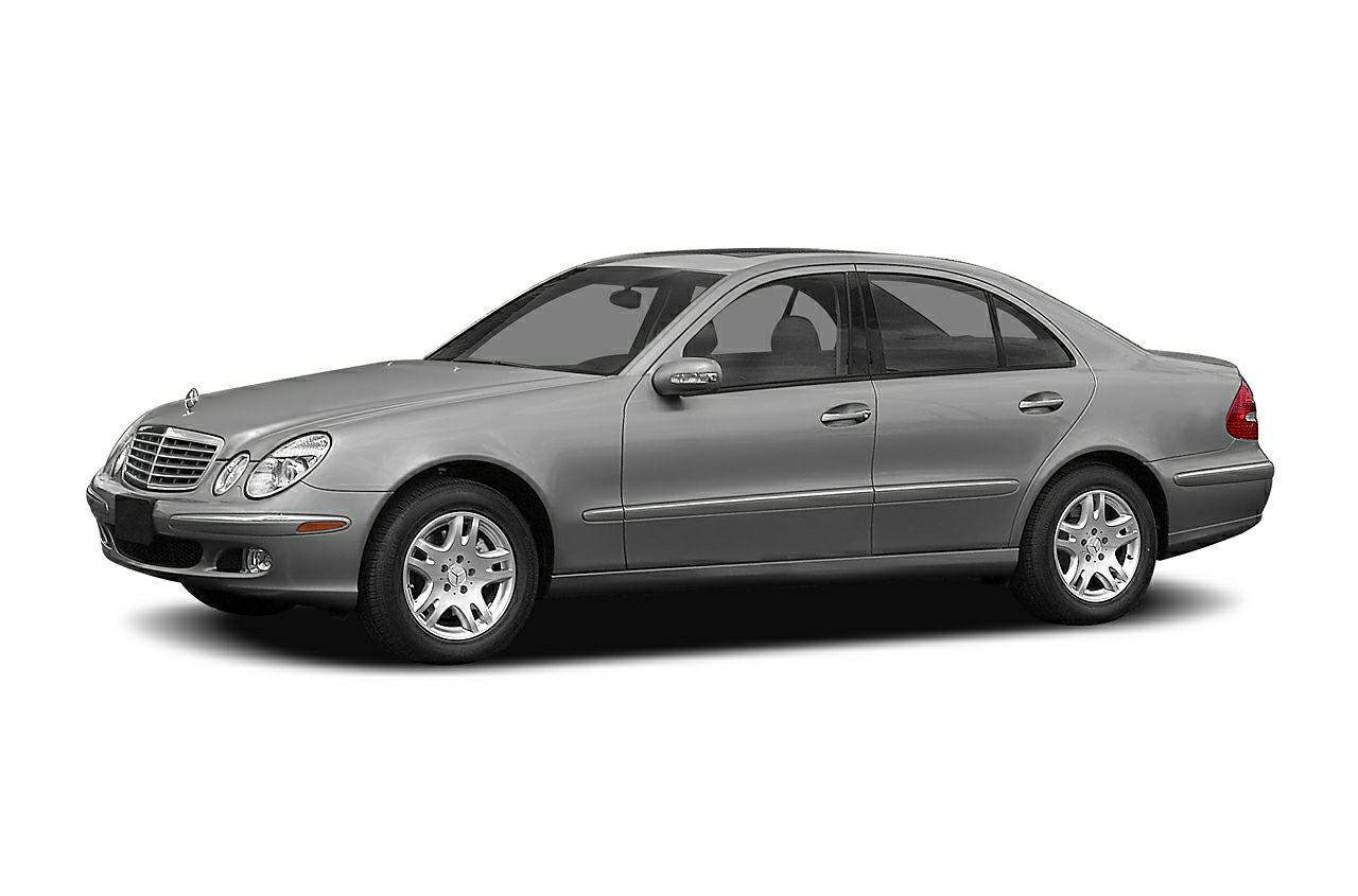2005 MERCEDES E-Class E320 RARE - RARE FIND  FACTORY NAVIGATION  DRIVEN ONLY 5K MILES PER YEAR