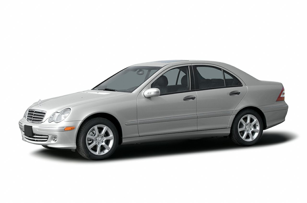 2005 MERCEDES C-Class C230 Kompressor Sport As much as it alters the road this amazing Vehicle tran