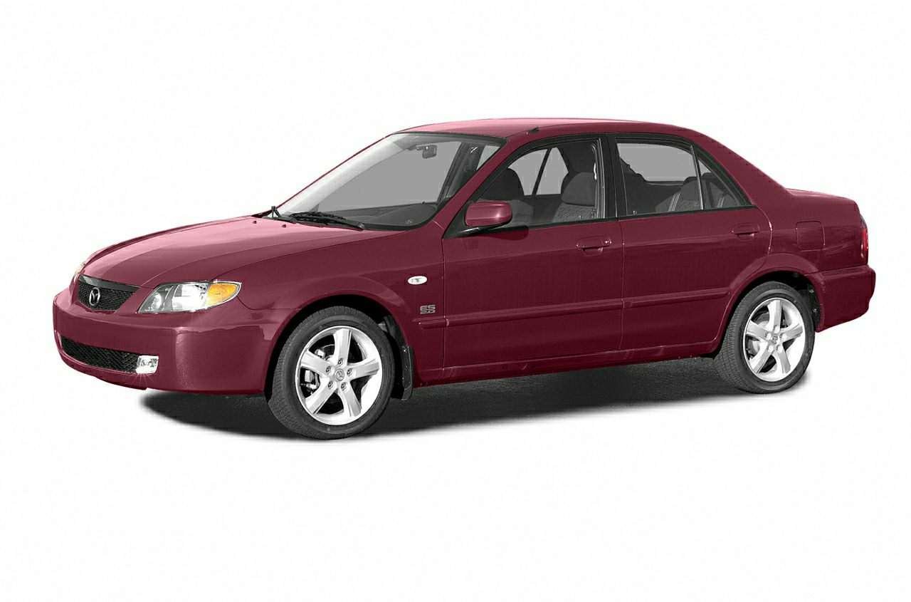2003 Mazda Protege  Vehicle Detailed Recent Oil Change and Passed Dealer Inspection Traction co