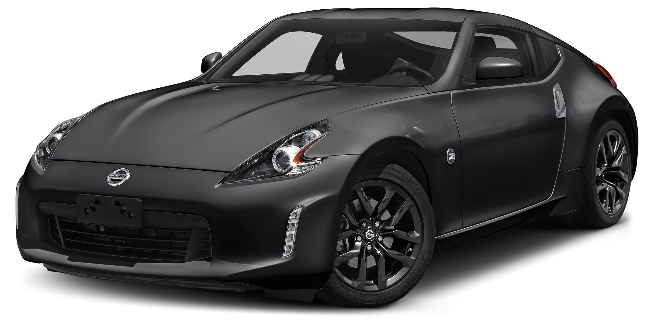2018 Nissan 370Z Touring Featuring a sleek and sporty exterior the Nissan 370Z comes available as