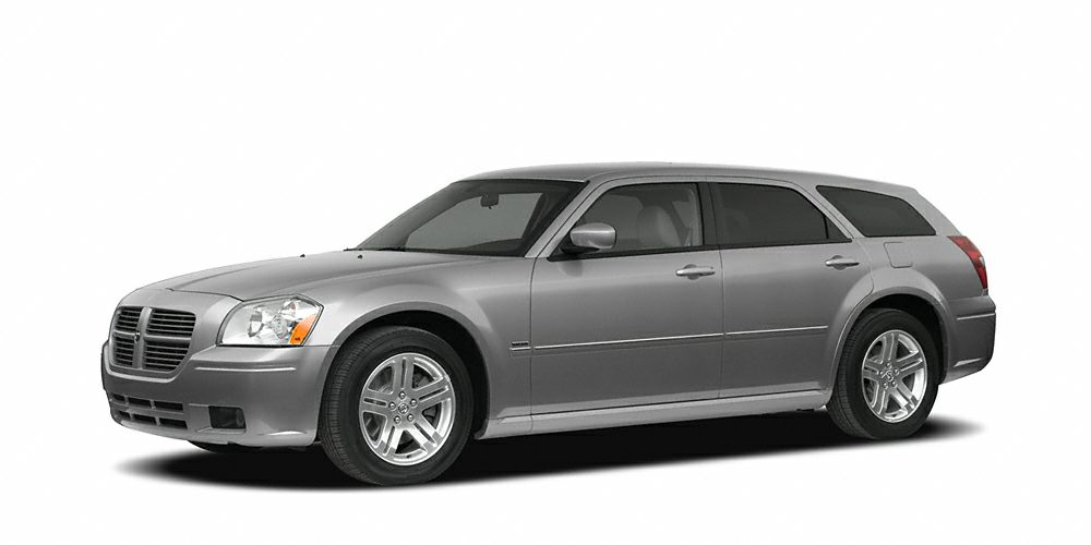 2005 Dodge Magnum SE Vehicle Detailed Recent Oil Change and Passed Dealer Inspection Looks and