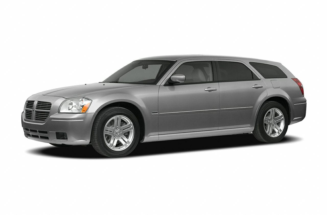 2005 Dodge Magnum SE Miles 98115Color Red Stock 348646C VIN 2D4FV48V25H592946