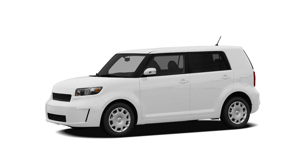 2008 Scion xB Base Look at this 2008 Scion xB  It has a transmission and a Gas I4 24L144 engine