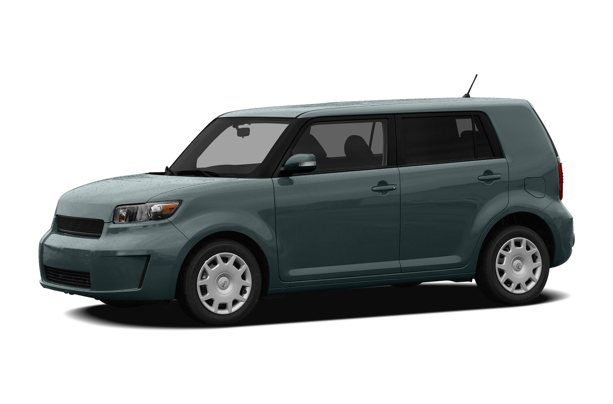 2008 Scion xB Base Miles 67026Color Teal Stock V3002P VIN JTLKE50E581019558