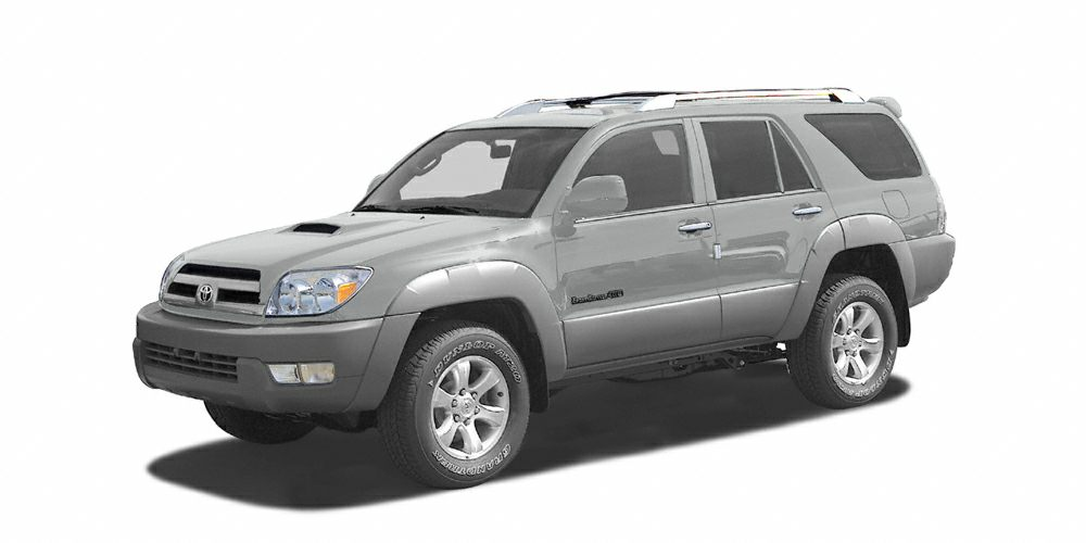 2004 Toyota 4Runner SR5 Snatch a steal on this 2004 Toyota 4Runner SR5 before its too late Roomy