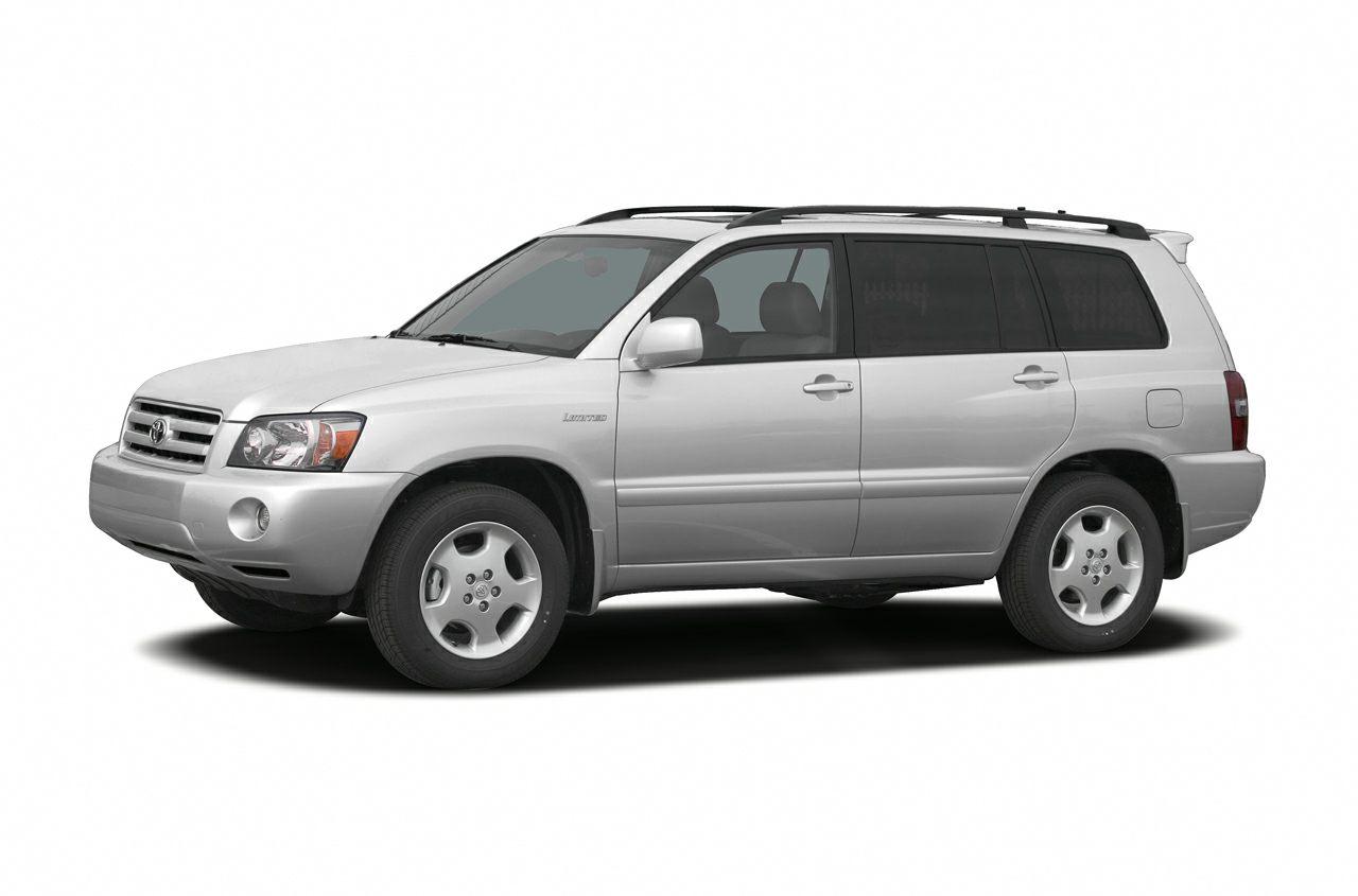 2004 Toyota Highlander Base Miles 132517Color Gray Stock 17MU92B VIN JTEGD21A340094205