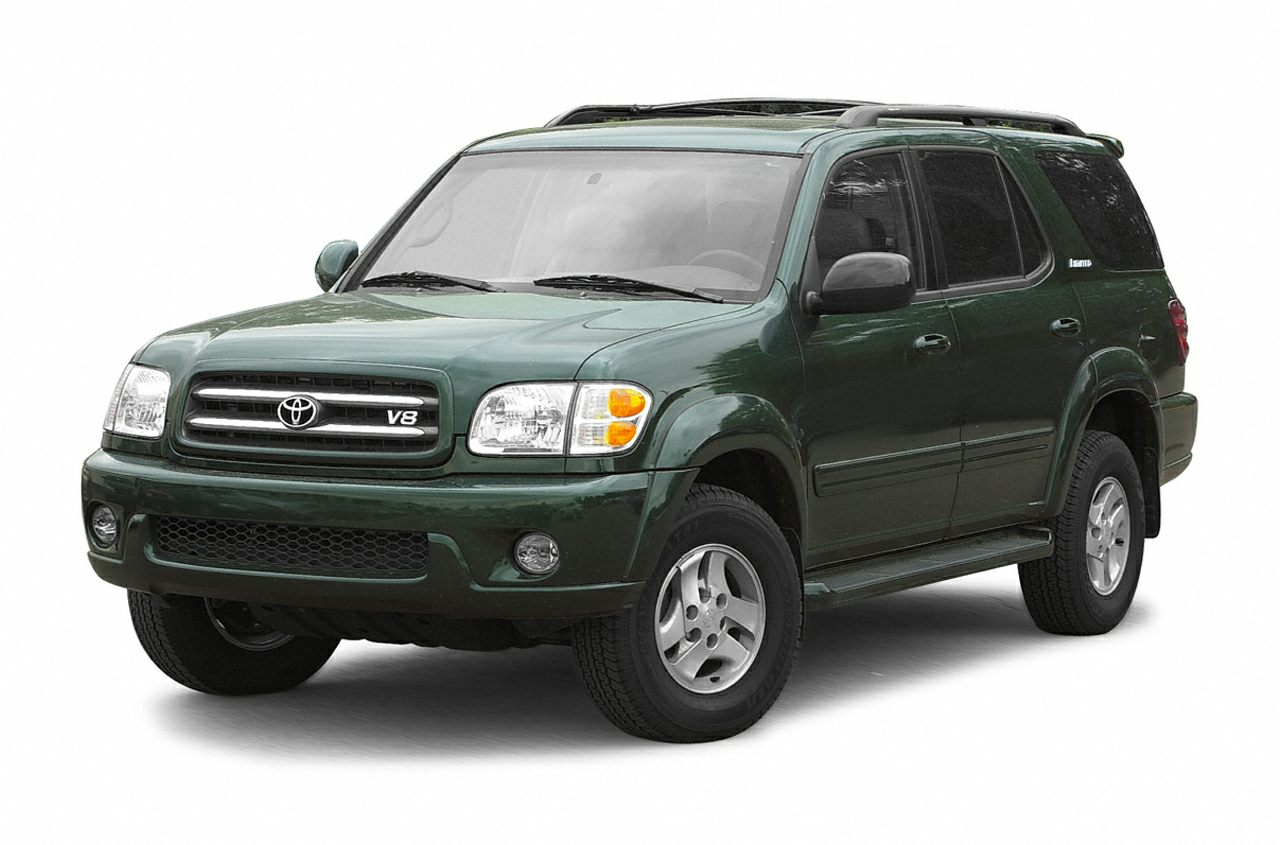 2004 Toyota Sequoia SR5  WHEN IT COMES TO EXCELLENCE IN USED CAR SALES YOU KNOW YOURE AT STAR