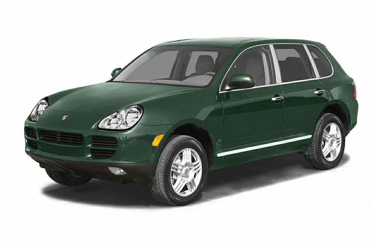 2005 Porsche Cayenne Turbo Techart kit - about 8 in the US Welcome to call Techart California to v
