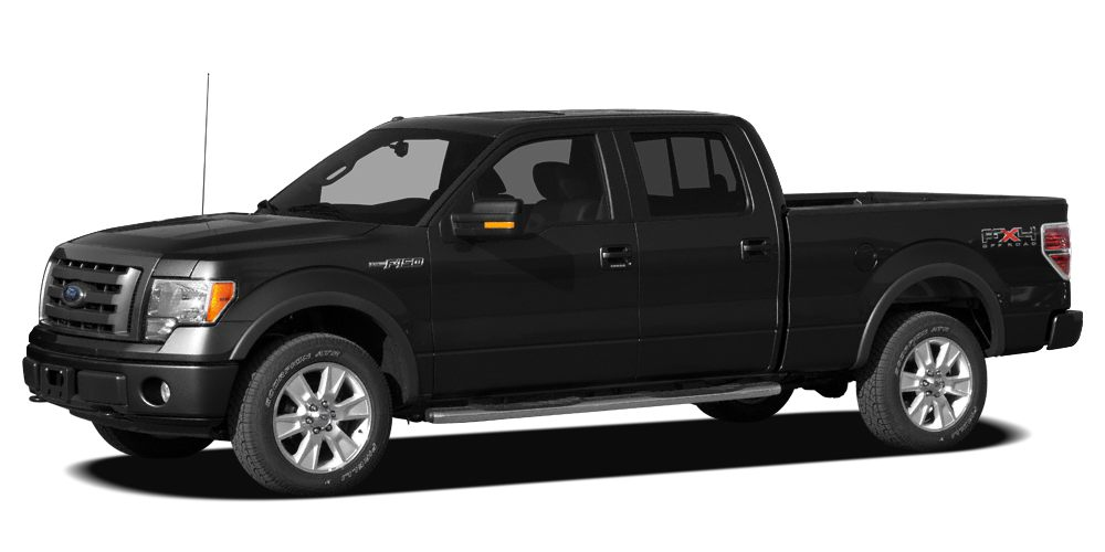 2010 Ford F-150  46L V8 EFI 24V Short Bed Crew Cab The F-150 is a full-size pickup well suited