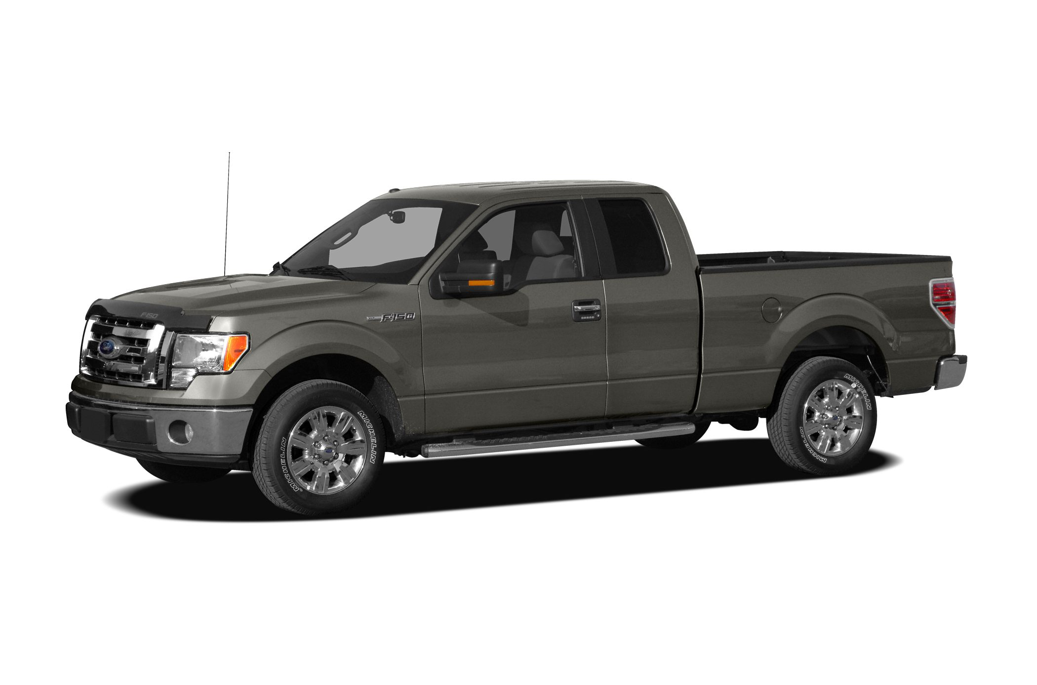 2010 Ford F-150  7 YEAR 100000 MILE FORD PRE-OWNED CERTIFIED WARRANTY and STX DECOR PKG 18