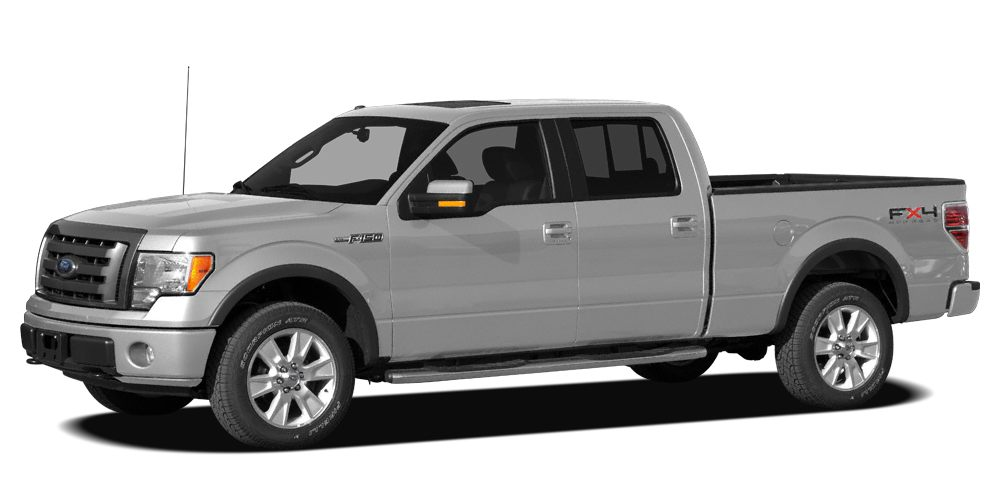2010 Ford F-150 FX4 Look at this one owner 4WD FX4 that was just serviced by us and comes with full