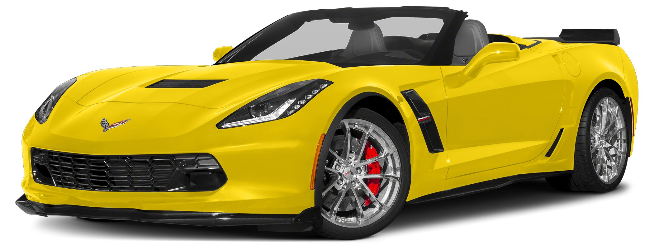 2017 Chevrolet Corvette Grand Sport 3LT Package Memory Package Power heat Price includes 1000