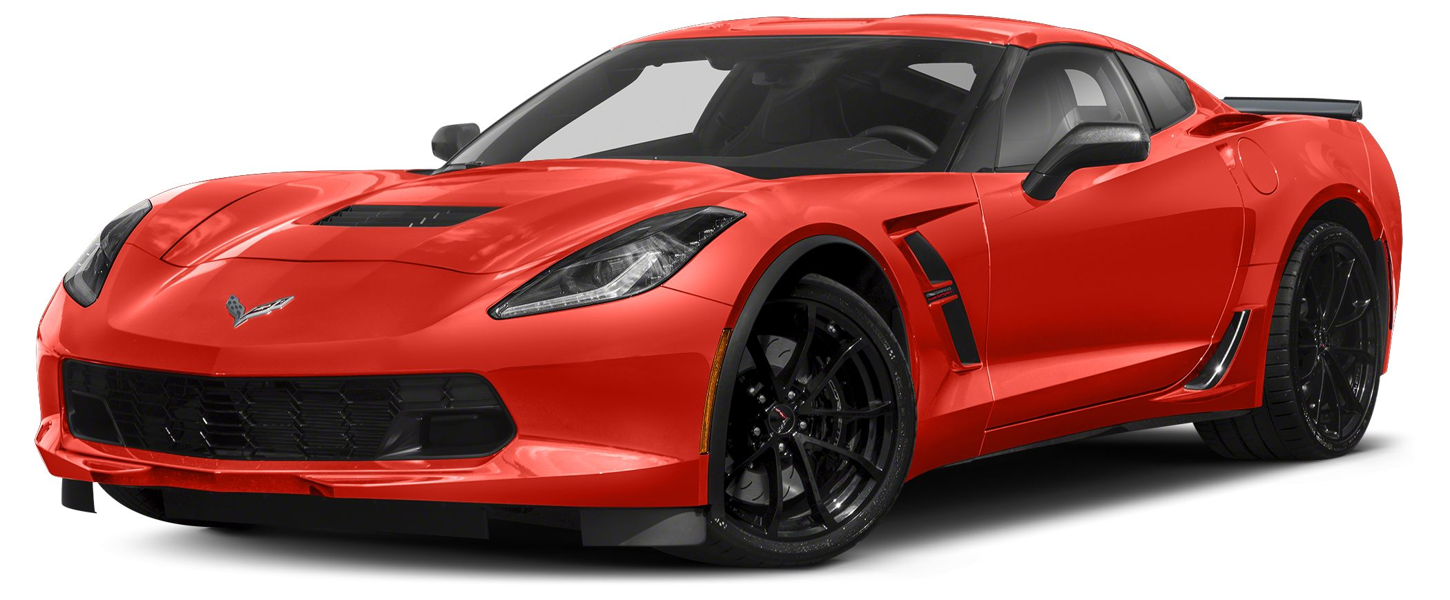 2018 Chevrolet Corvette Grand Sport Miles 1Color Sebring Orange Tintcoat Stock CO8030 VIN 1G