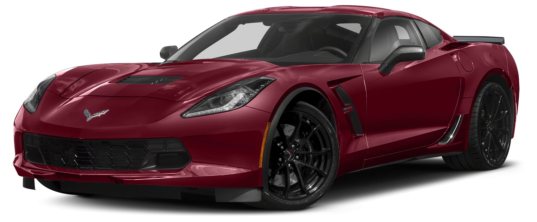 2018 Chevrolet Corvette Grand Sport Miles 0Color Long Beach Red Metallic Tintcoat Stock CO8040