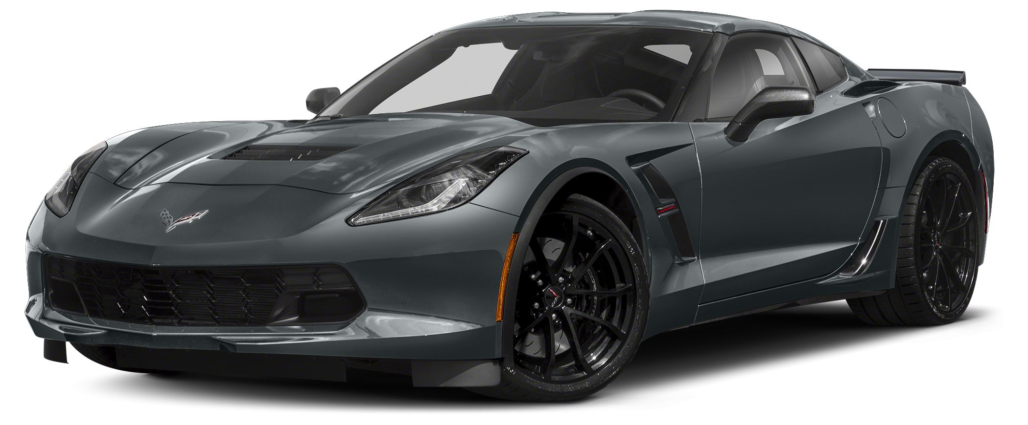 2018 Chevrolet Corvette Grand Sport Miles 0Color Watkins Glen Gray Metallic Stock CO8020 VIN