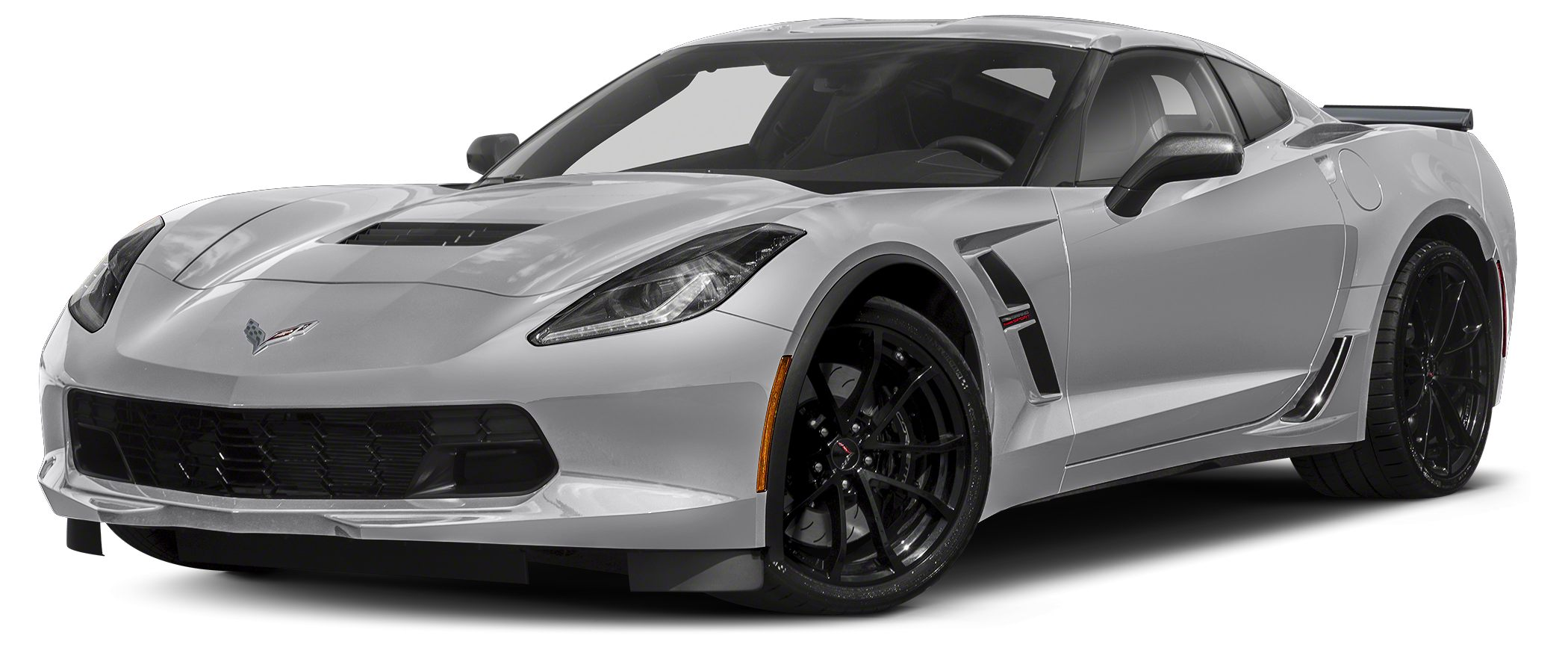 2018 Chevrolet Corvette Grand Sport Miles 0Color Blade Silver Metallic Stock CO8033 VIN 1G1Y