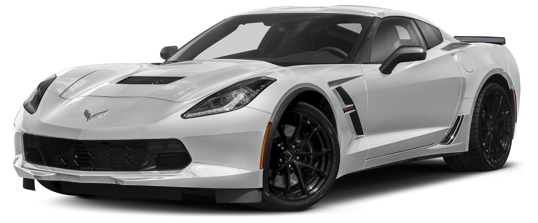2017 Chevrolet Corvette Grand Sport Miles 64749Color White Stock 170881A VIN 1G1YV2D73H51128