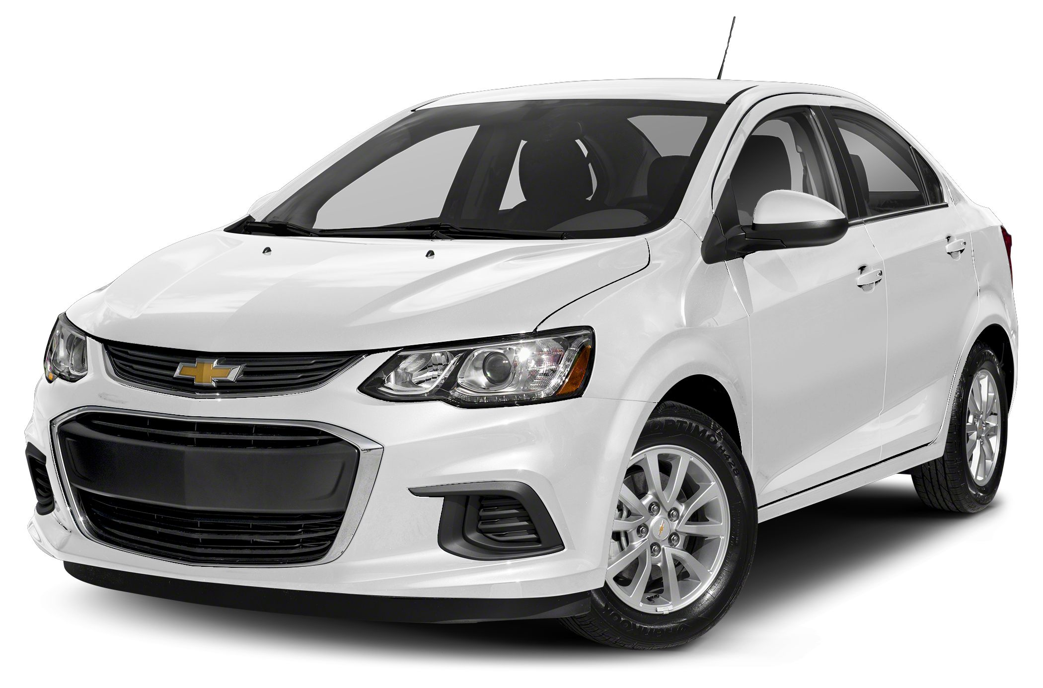 2017 Chevrolet Sonic LS The new 2017 Sonic doesn Miles 5Color Mosaic Black Metallic Stock C44