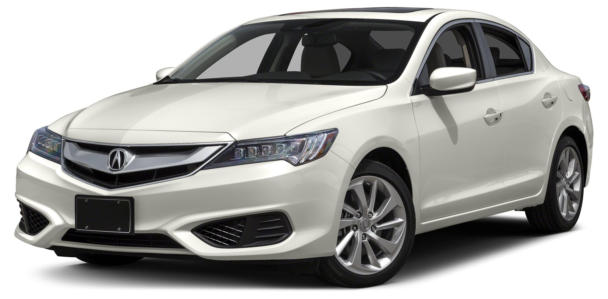 2016 Acura ILX 24 Technology Plus Miles 7Color Bellanova White Pearl Stock A013823 VIN 19UD