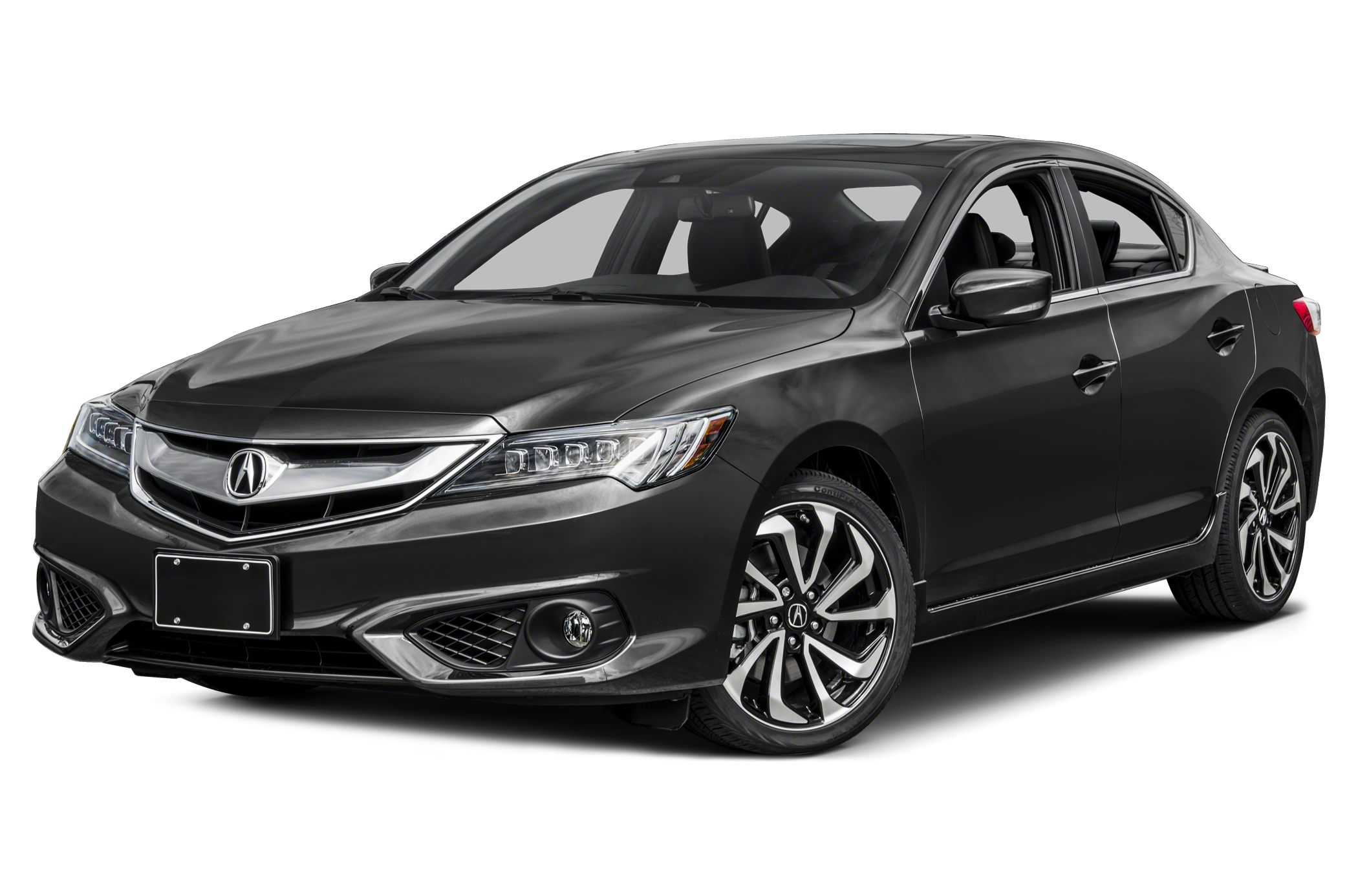 2016 Acura ILX 24 Technology Plus w A-SPEC Miles 5Color Crystal Black Pearl Stock A021163 V