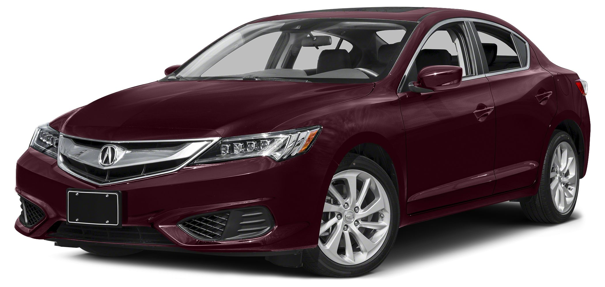 2016 Acura ILX 24 AcuraWatch Plus Miles 3Color Dark Cherry Pearl II Stock A011968 VIN 19UDE