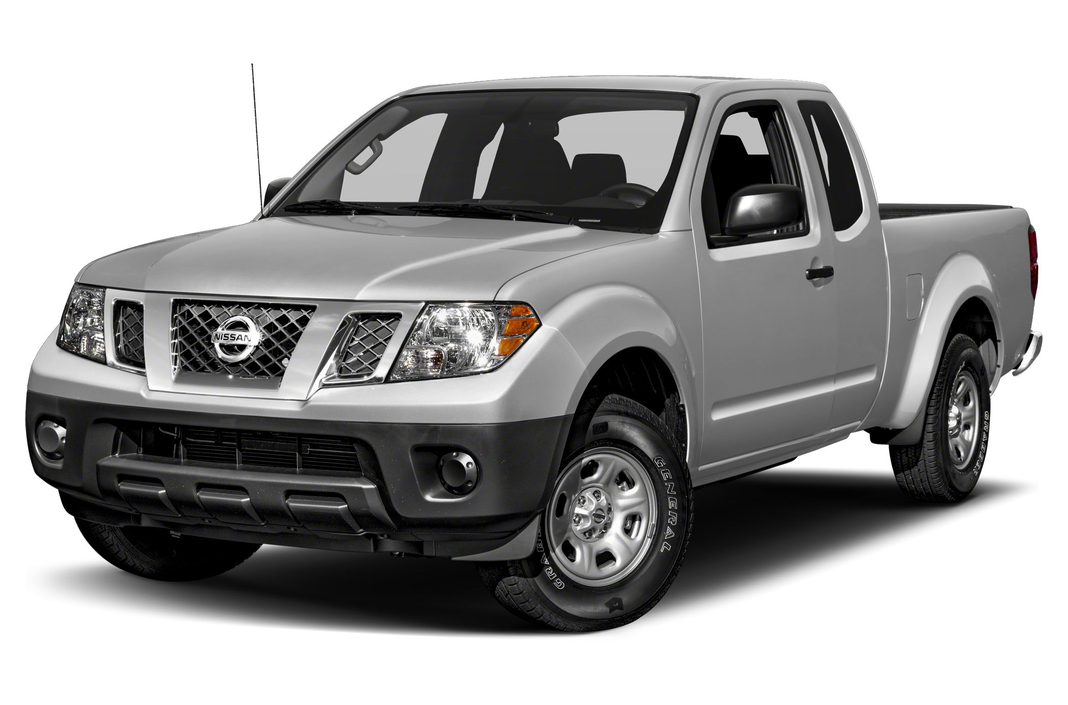 2017 Nissan Frontier  Miles 7Color Forged Copper Stock 17F43 VIN 1N6DD0ERXHN703176