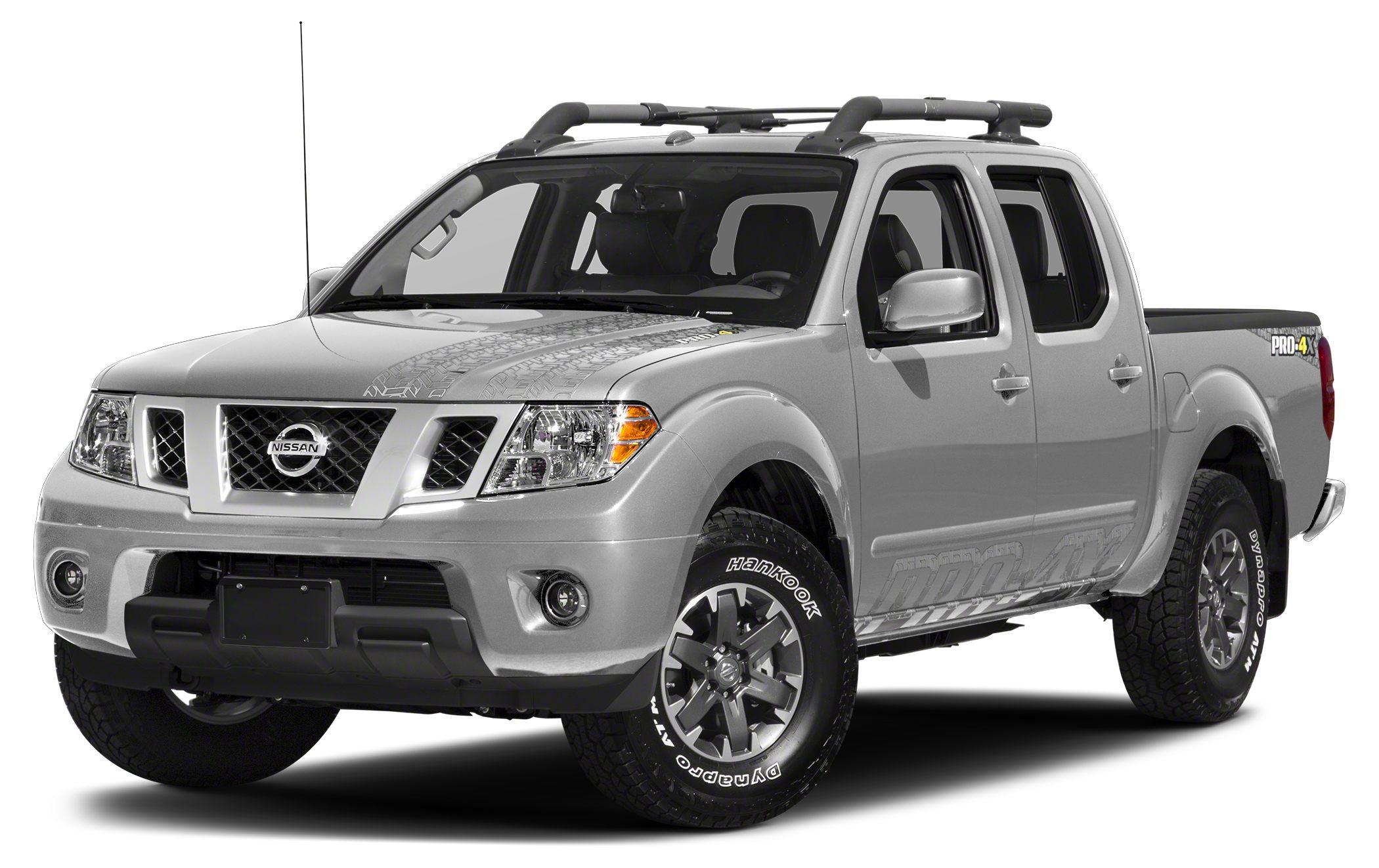 2016 Nissan Frontier PRO-4X 2016 Nissan Frontier PRO PRO-4X Luxury Package 4-Way Heated Power Pa