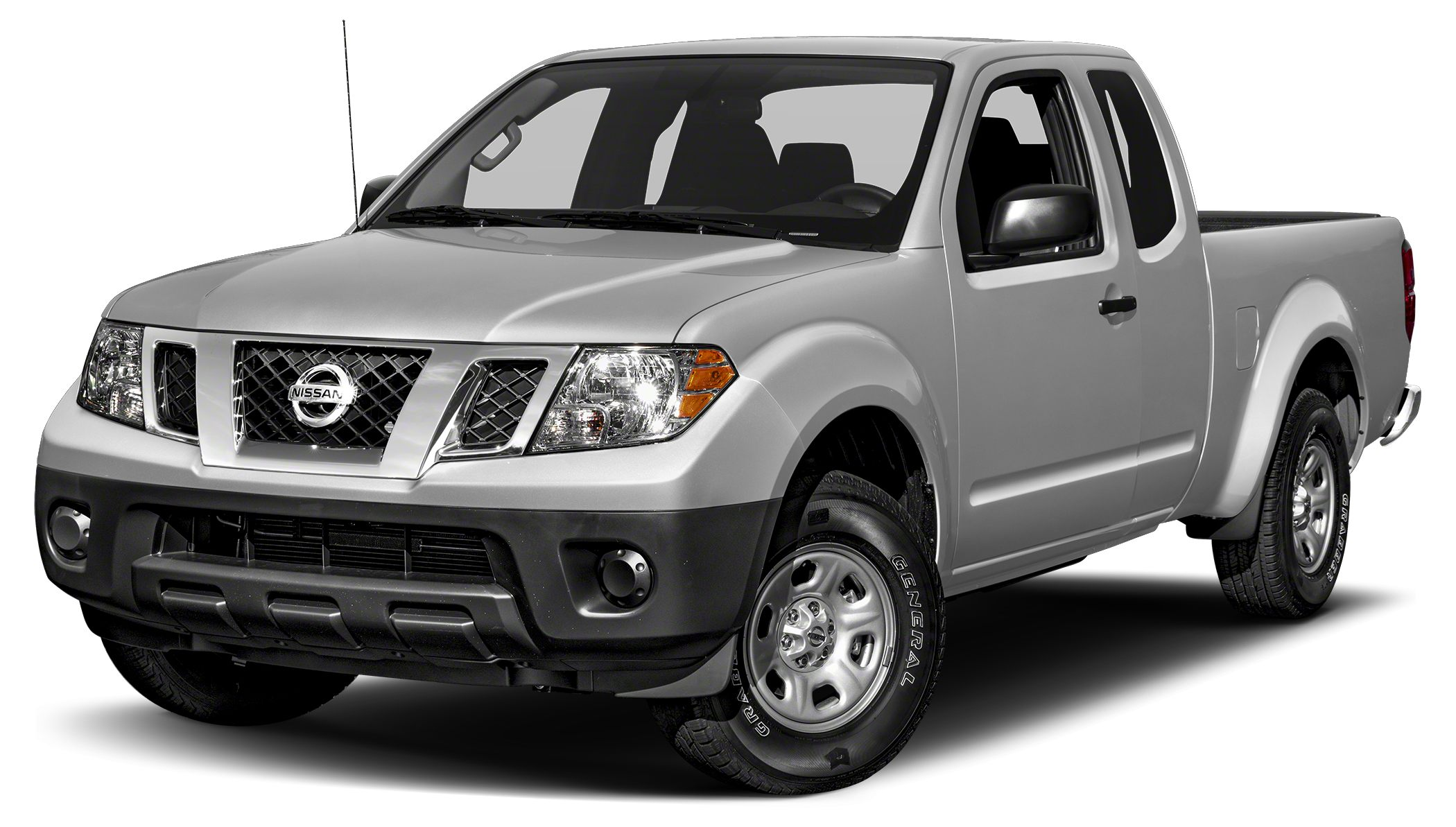 2014 Nissan Frontier S WE OFFER FREE LIFETIME INSPECTION Miles 34322Color Brilliant Silver Sto