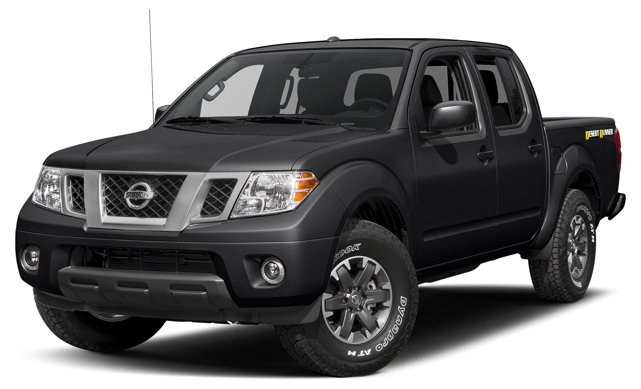 2017 Nissan Frontier Desert Runner New Arrival This 2017 Nissan Frontier Desert Runner will sell