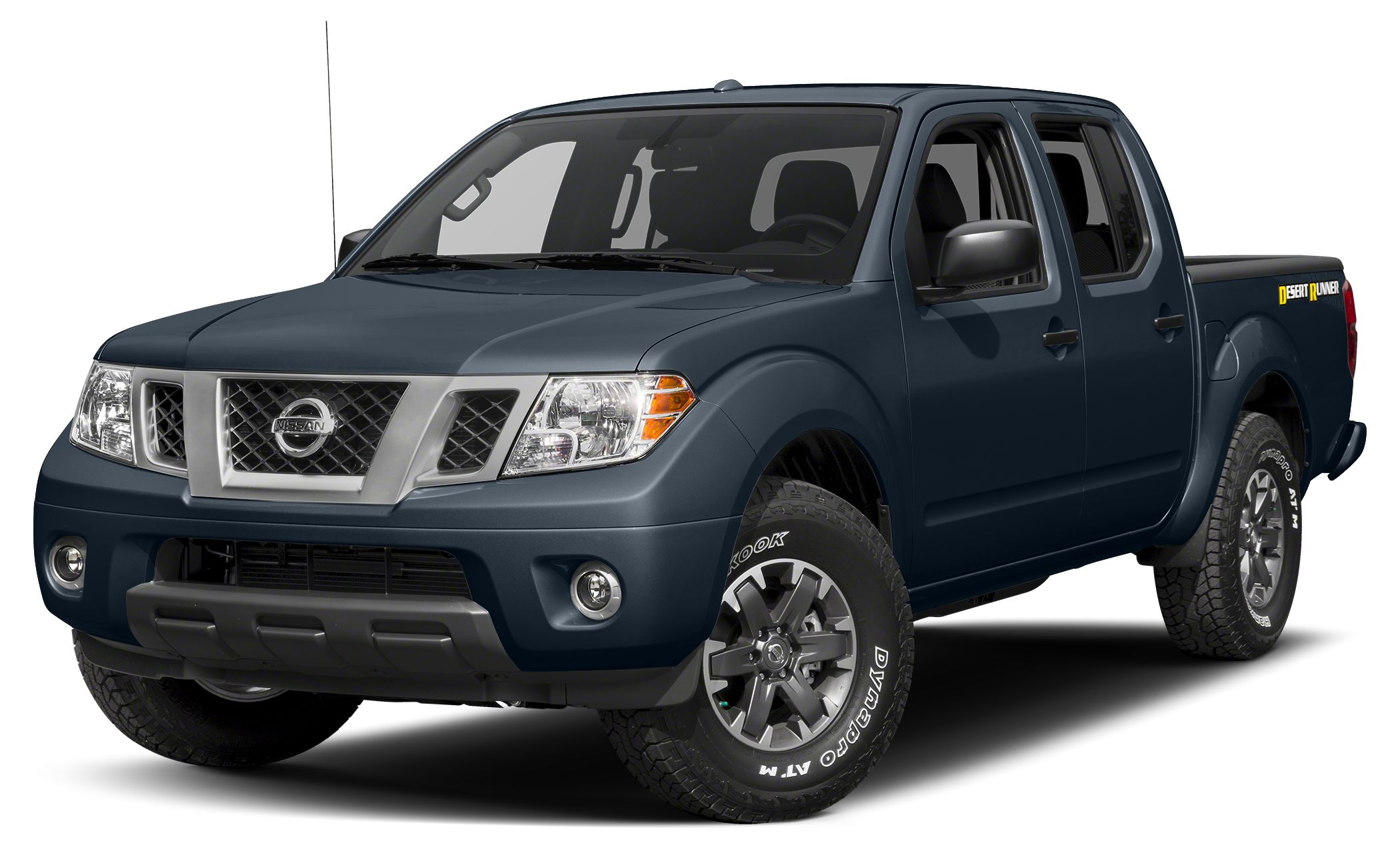 2017 Nissan Frontier Desert Runner Miles 6Color Arctic Blue Metallic Stock 17F307 VIN 1N6DD0