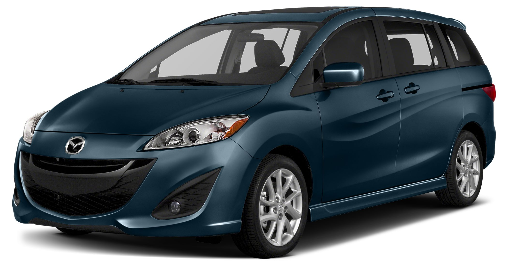 2015 Mazda MAZDA5 Touring Miles 3Color Deep Crystal Blue Mica Stock 15345 VIN JM1CW2CLXF0189