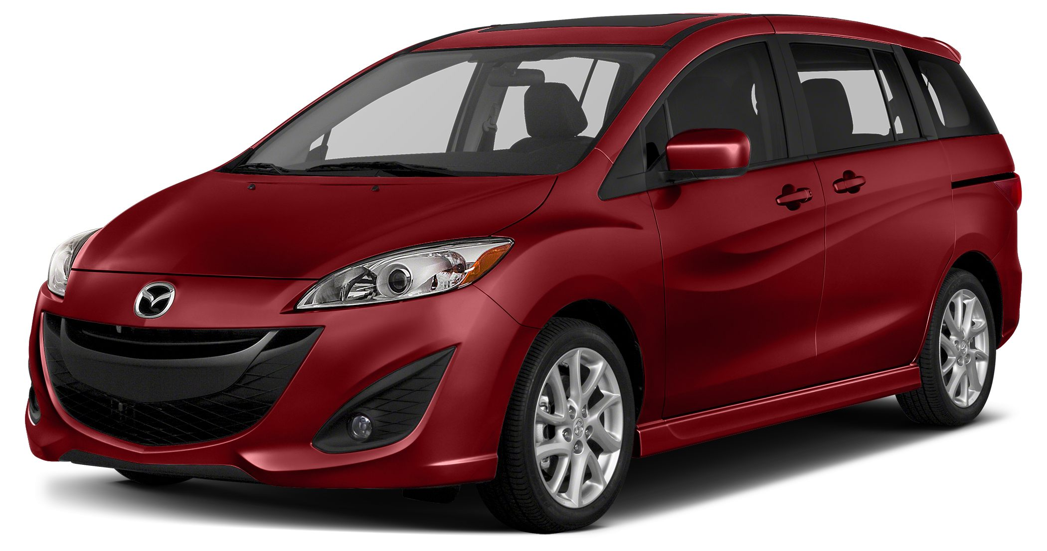 2012 Mazda MAZDA5 Sport Load your family into the 2012 Mazda Mazda5 A great vehicle and a great v