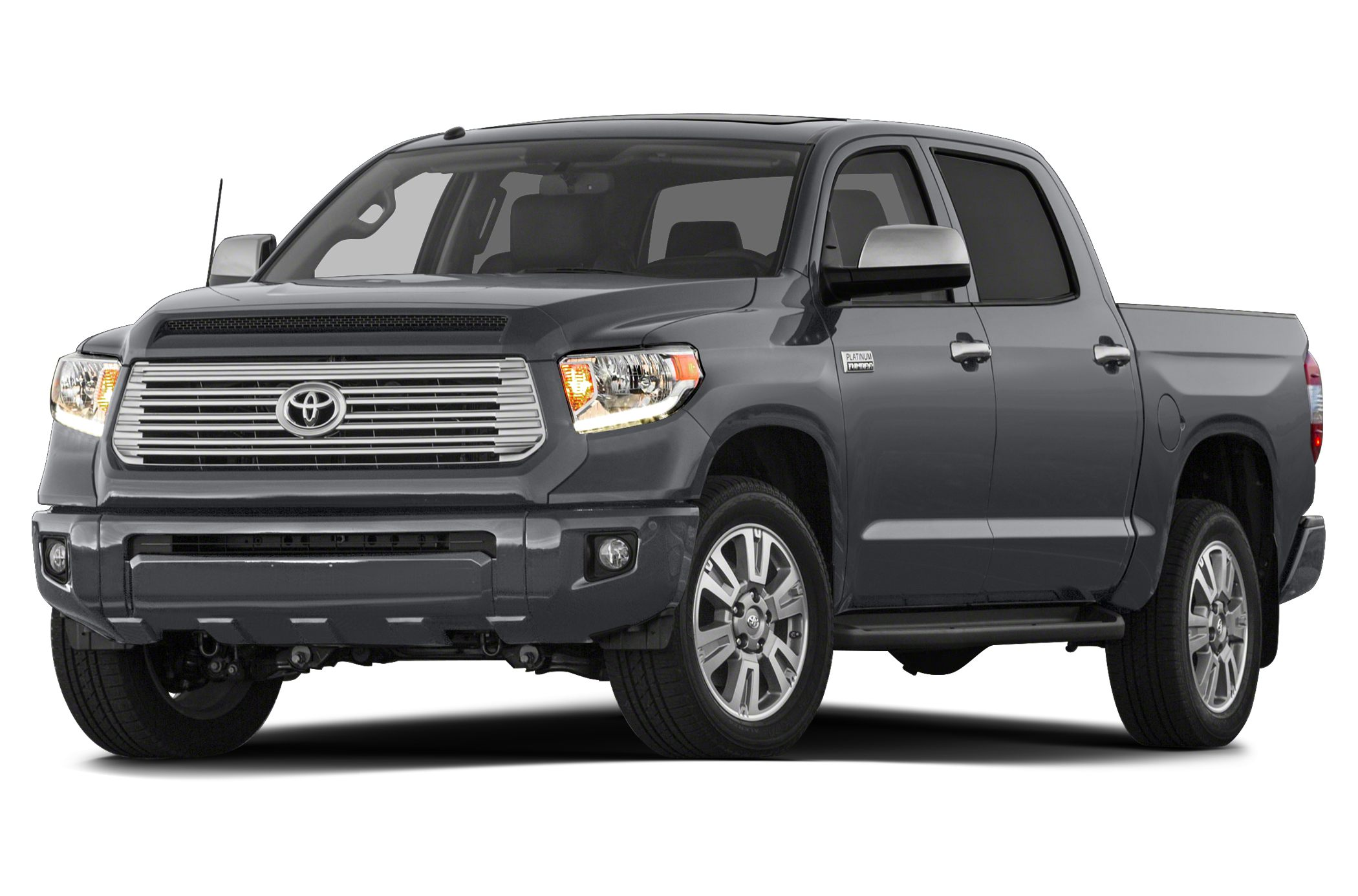 2014 Toyota Tundra Platinum  WE FINANCE  CARFAX CERTIFIED RELIABLE AUX IN BACK-UP CAMERA
